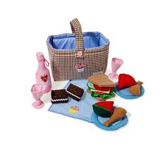 kids picnic basket oskarellen picnic