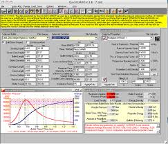 Reloading Data Spreadsheet Quickload Data Wanted Shooters U0027 Forum