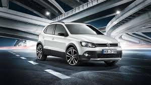 white volkswagen volkswagen crosspolo urban white announced