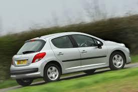 peugeot hatchback cars peugeot 207 pictures peugeot 207 hatchback front tracking