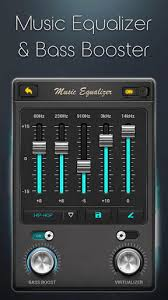 bass booster apk equalizer bass booster apk 2 0 8 2 only apk