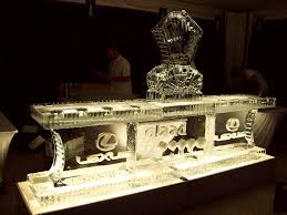 lexus of santa monica see ice sculptures snow u0026 more 24 hour delivery in los angeles