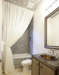 adorable small bathroom curtains designs with bathroom window