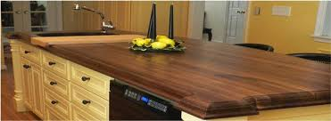 Diy Wood Kitchen Countertops by Black Walnut Wood Kitchen Countertops Edging Decorative Or