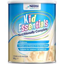 10 Essentials For A Kid by Sustagen Kid Essentials 800g Pre Pro Biotics My Chemist