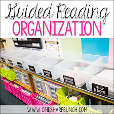 names for guided reading groups guided reading organization one sharp bunch