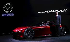 mazda supercar rotary engine returns in mazda concept coupe
