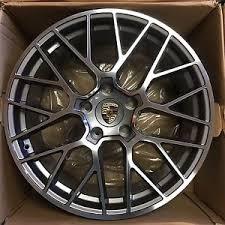 porsche cayenne replica wheels 20 porsche cayenne turbo s 2016 hybrid wheels rims oem