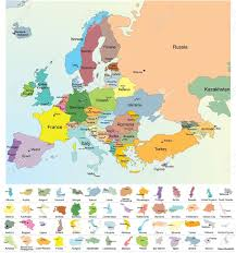 Map Of France And Surrounding Countries by 113 827 Europe Map Stock Illustrations Cliparts And Royalty Free