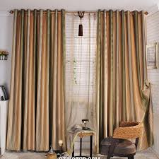 curtains blue and green striped curtains inspiration green and