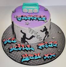 75 best graffiti cakes images on pinterest graffiti birthday