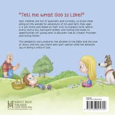 who is god a story of wonder and love for kids kathleen ruckman