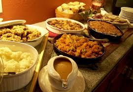 thanksgiving traditional southerniving dinner menu uncategorized