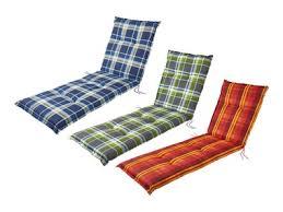 coussin chaise de jardin coussins pour chaises de jardin lidl