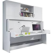 lit escamotable avec bureau lit escamotable avec bureau pas cher ou d occasion sur priceminister