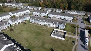 fort eustis housing north village hd 1080 aerial drone video youtube