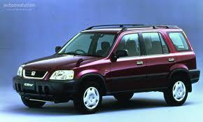 honda crv 1996 review honda cr v specs 1996 1997 1998 1999 2000 2001 autoevolution