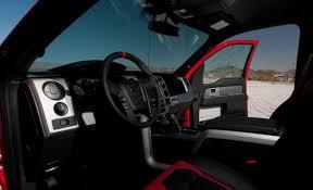2013 F150 Interior Shelby Ford F 150 Svt Raptor 575 Earth Pummeling Horsepower