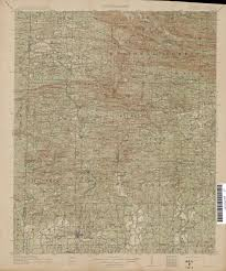 Fayetteville Ar Map Arkansas Historical Topographic Maps Perry Castañeda Map