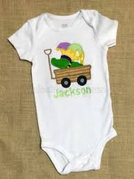 mardi gras baby clothes mardi gras they found me in a king cake by grammeshouse