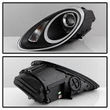 Porsche Boxster 2005 - black 2005 2008 porsche boxster 987 cayman halogen led tube