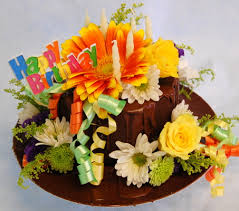 birthday flower cake inglis florists florist delivering daily in tucson flowers