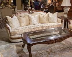 Aico Sofa Bella Veneto Wood Trim Luxury Sofa By Aico U2022 Usa Furniture Online