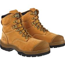 womens safety boots australia oliver 55 232 6 work safety boot wheat mens rays outdoors