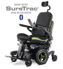 quickie qm 7 series with sedeo ergo seating electric power