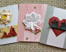 How To Make Origami Greeting Cards - best 25 origami birthday card ideas on origami with