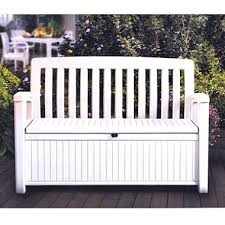 Outside Storage Bench Keter 60 Gallon All Weather Outdoor Patio Storage Bench Sam S Club