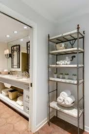 etagere bathroom bathroom with etagere bathroom