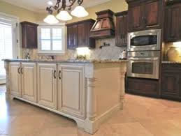 White Island Kitchen Cabinets White Island For The Home Pinterest Kitchens Inside
