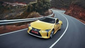 lexus lc luxury coupe 2018 lexus lc 500 pricing for sale edmunds
