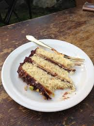 pistachio petit four cake cassie u0027s kitchen