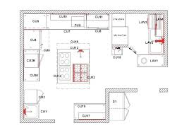 plan de cuisine gratuit plan de cuisine plan cuisine en u plan cuisine plan cuisine 4 plan