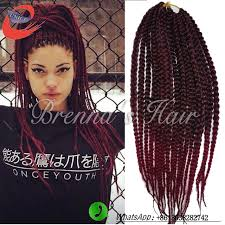 box braids hairstyle human hair or synthtic product image box braids pinterest