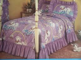 Unicorn Bed Set Unicorn Bedding I Had This Exact Set When I Went Through My
