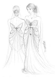 wedding dress coloring pages 5181 wedding dress coloring