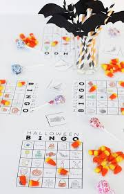 Halloween Bingo Printable Cards Free Halloween Bingo Printable