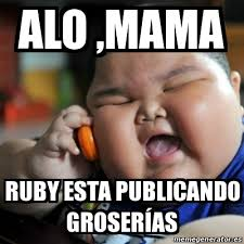 Meme Fat Chinese Kid - meme fat chinese kid alo mama ruby esta publicando groser祗as
