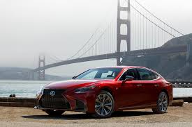 lexus ls interior 2018 destination marin county 2018 lexus ls 500 at the skywalker ranch