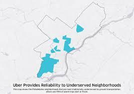 Philadelphia Neighborhood Map One Million Ways To Move The City Of Brotherly Love Uber Blog