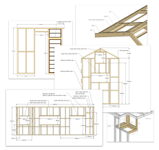 tiny house building plans tiny house plans suitable for a family of 4
