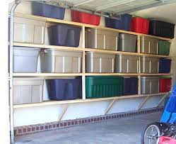 Garage Storage Organizers - ultimate garage storage shelves on basement for colorful boxes
