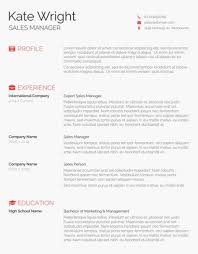 resume templates for word free 55 free resume templates for ms word freesumes com