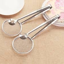 poche cuisine utile de poche cuisine passoire alimentaire en acier
