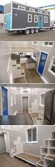 best ideas about tiny house family pinterest inside this foot tiny house has two large bedroom lofts with storage stairs leading