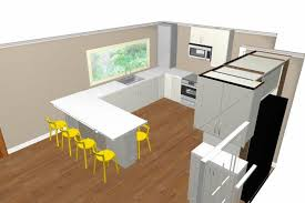 Kitchen Peninsula With Seating by Peninsula Seating Which Configuration