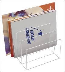 clear acrylic desk organizer modern clear desk organizer pertaining to acrylic desktop home